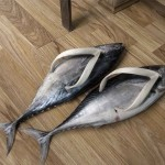 TGIF: Fish Shoes