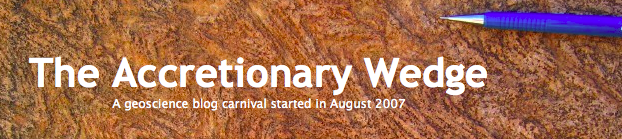 "Is up at Clastic Detritus! The Accretionary Wedge is a fantastic geology blog carnival. This month's theme is ""Pondering the Geological Future of the Earth""."