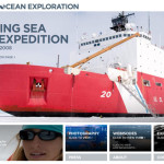Global Ocean Exploration's new website