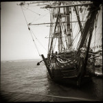 Nautical Term/Phrase Wednesday: Shiver Me Timbers