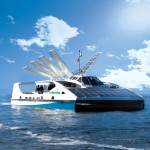 Solar-Powered Ferries