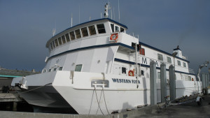 R/V Western Flyer, Photo by Dr. M.