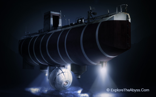 Own this rare art print of the Bathyscaphe Trieste, signed by exploreres Jacques Piccard and Don Walsh. Details below!