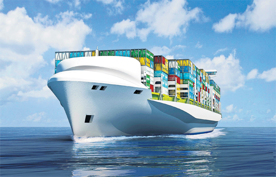This new ship will run on old tennis shoes and baby diapers