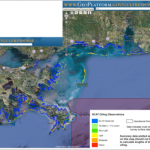 Latest Gulf data shows persistent shoreline oiling & lingering subsurface plume