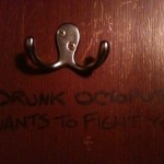 TGIF: Drunk Octopus Wants To Fight You