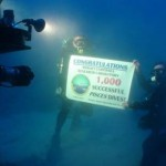 Hawaii Dive-0! 1,000th Dive of the Pisces Submersbiles