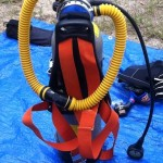 Diving With A Vintage Aqualung