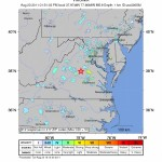 Virginia Earthquake