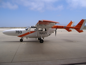 The Pelican is a highly-modified Cessna 337, O2, Skymaster operated The Center for Interdisciplinary Remotely-Piloted Aircraft Studies (CIRPAS) is a research center at the Naval Postgraduate School in Monterey, California.