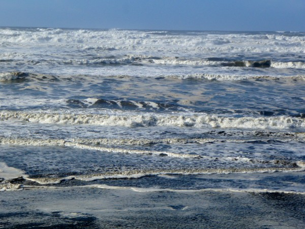 washington coast waves