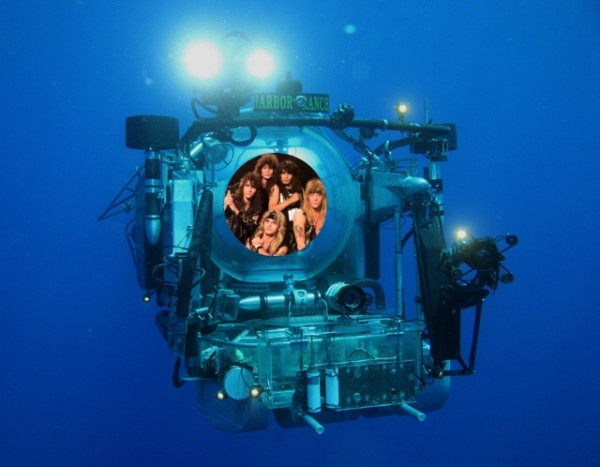 Warrant: exploring hydrothermal vents, deep-sea corals and the deep ocean in general