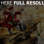 Little known fact – Santa is actually a pirate