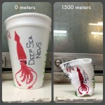 How to shrink a styrofoam cup and other side effects of deep ocean pressure