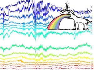Just ignore that my plots look like unicorn barf, this is what healthy conductivity data looks like. Magical one-horned horse barf.