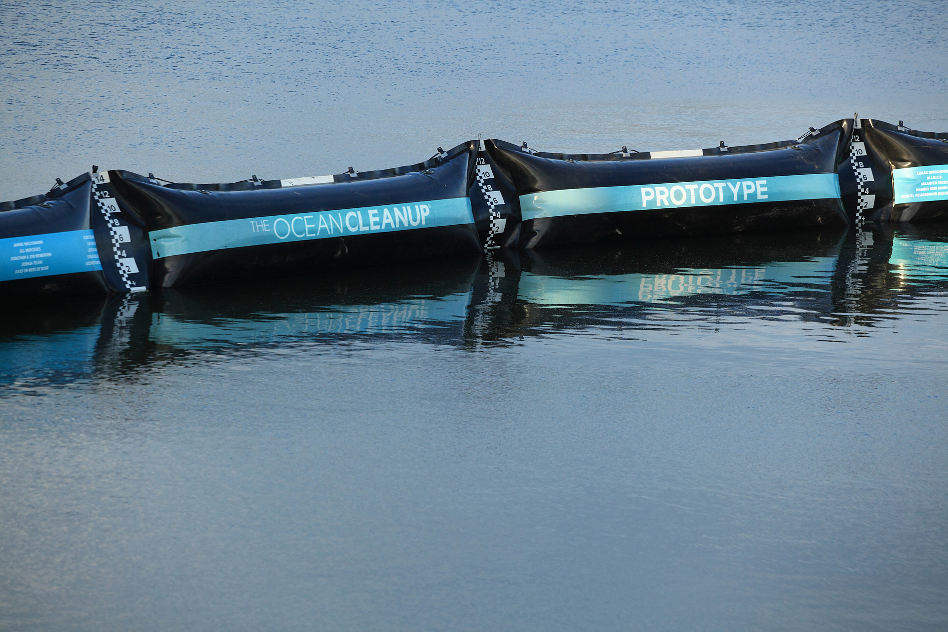 Image from The Ocean Cleanup Media Department