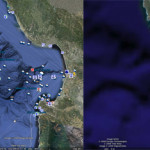 How much better is Google Earth's new seafloor