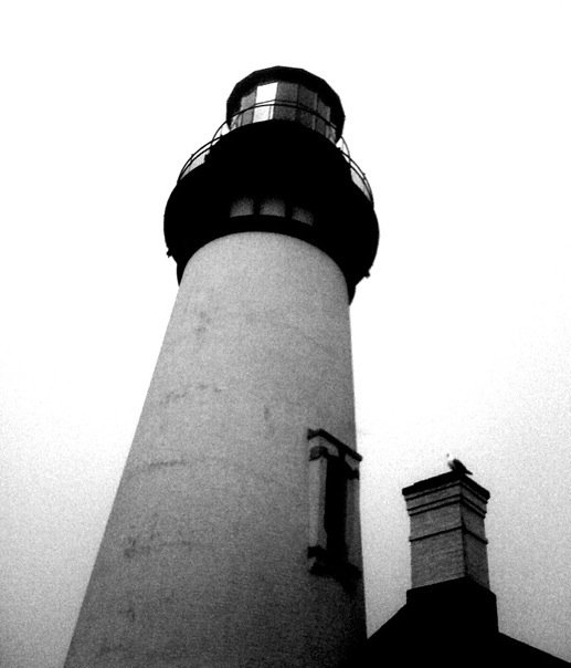 Yaquina Head Lighthouse. Photo by Dr. M
