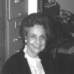 Isabel Farfante 1916-2009