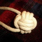 Knot Wednesday: The Monkey's Fist