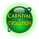 New Carnival of Evolution Is Up!
