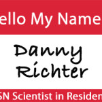 Scientist In Residence: Danny Richter on Diatoms and X-ray Whosamagidgets