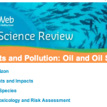 Holy Link Fest, Batman! My cup runneth over with oil spill literature