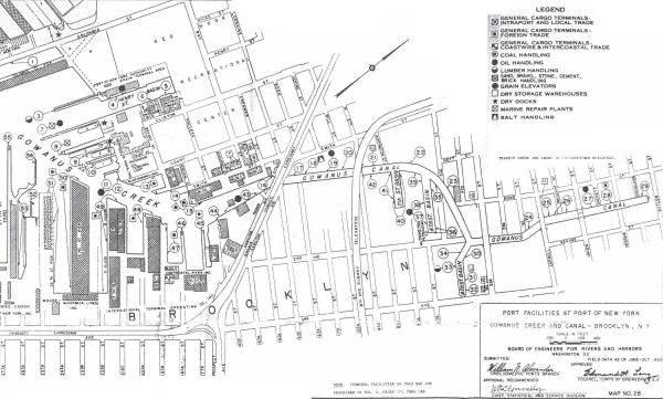 Gowanus map