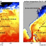 A recap of Hurricane Sandy: the ocean version