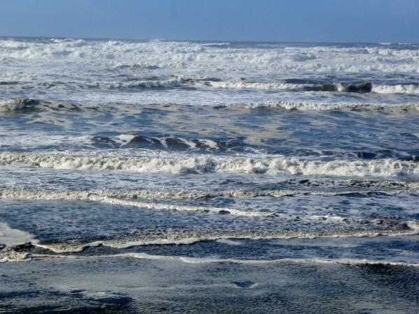 washington coast waves