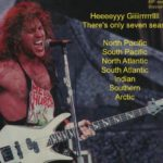 The Hair Metal Guide to the Ocean