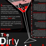 The Dirtiest of Martinis