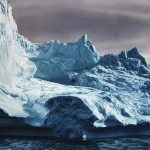 TGIF: This Glacier is NOT a photo