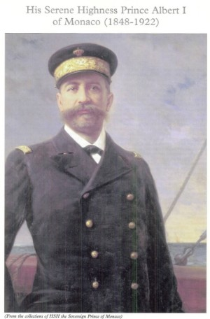 It's 1903 and Prince Albert I of Monaco is going to map the f**k out of the ocean.