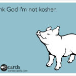 What Would A Kosher Jew Eat in the Cretaceous?