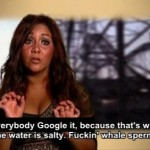Hard Celebrity Science: The Ocean Salinity Edition