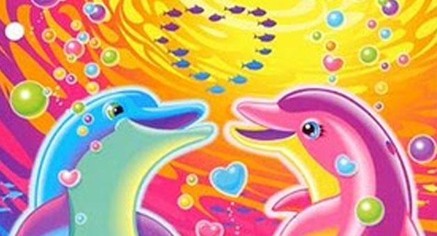 dolphin-courtship