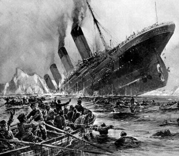 Sure, Titanic was a major blockbuster movie. But it was also a major disaster where 1500 people died. Imagine we had satellite ice-tracking in 1912, then we would never have had to ask whether Jack would have fit on that raft.
